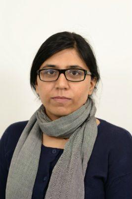 Dr Harmanpreet Kaur Brar