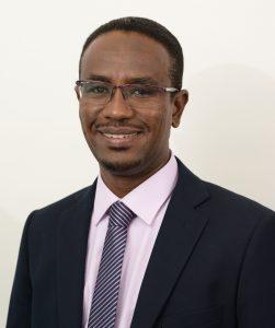 Dr Imad Mahadi
