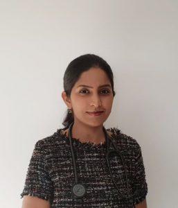 Dr Sharmila Kandukuri