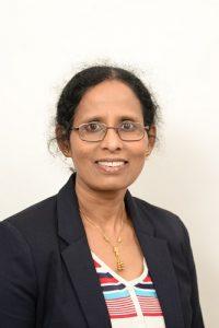 Dr Rachel P.B Ganthala